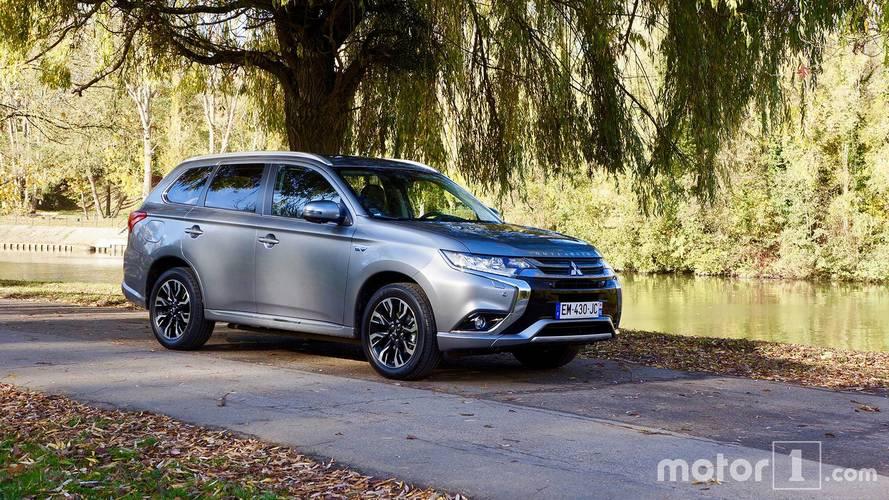 Essai Mitsubishi Outlander PHEV - Sous-estimé