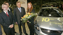 The Tenth Millionth Corsa Was Produced Yesterday