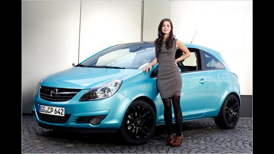 Frische mit Schlager-Babe: Opel verpflichtet Lena