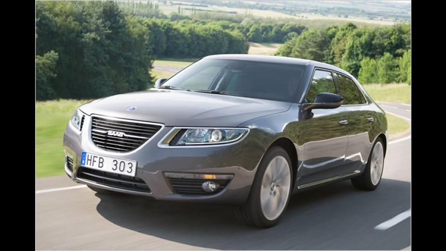 Saab: Modifikationen fürs neue Modelljahr