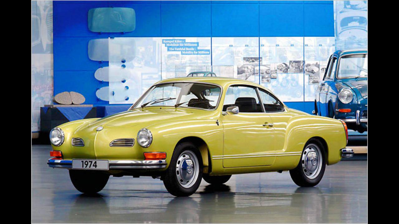 Platz 13: VW Karmann-Ghia