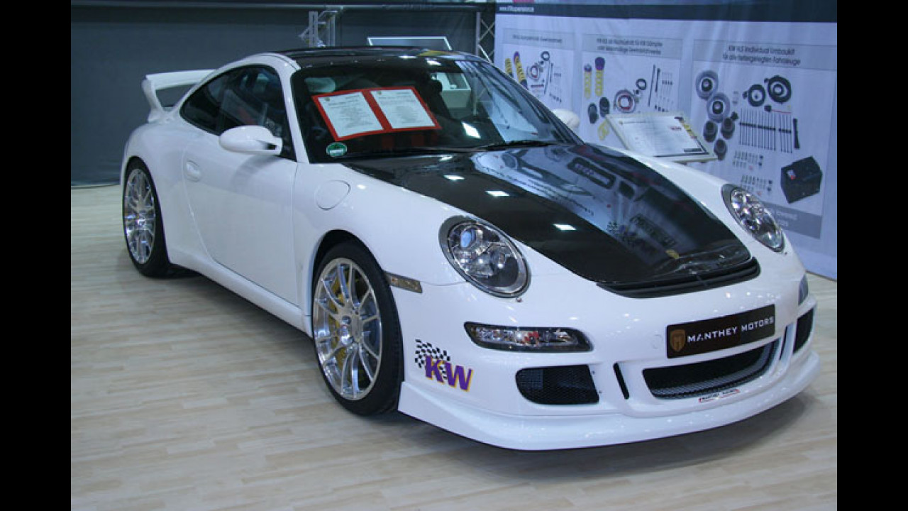 Manthey Motors Porsche 911 GT3