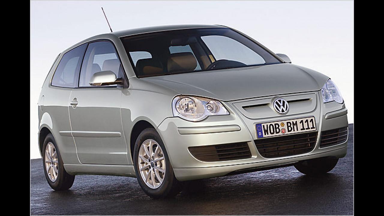 Und VW startete mit dem VW Polo BlueMotion die Sprit sparende BlueMotion-Reihe – der Wagen stand 2006 in Genf