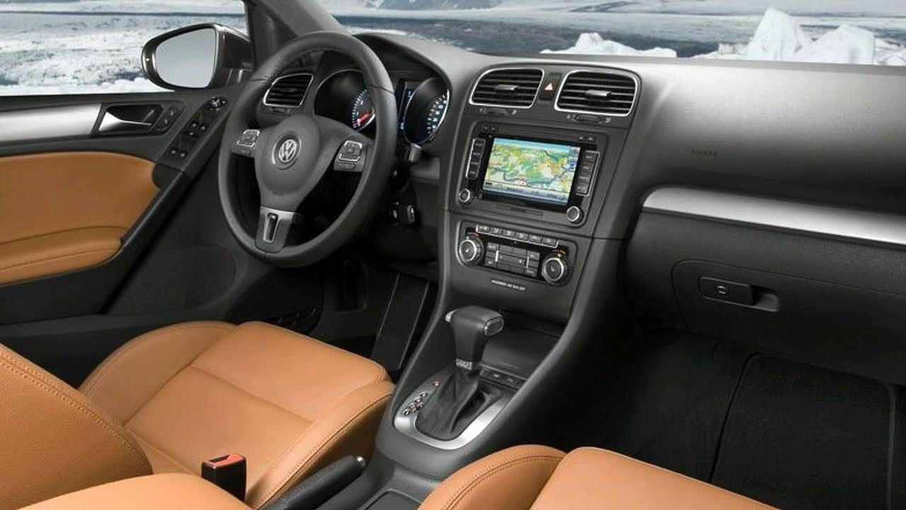 New VW Golf VI