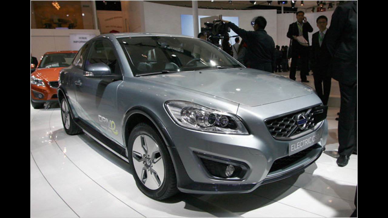 Volvo Electric C30