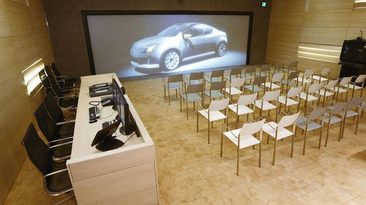 Nissan Design America Farmington Hills Studio