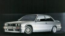 1987 BMW 325i (E30)