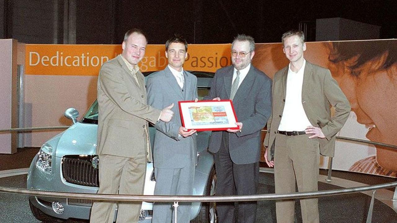 Åkoda Wins the DesignBEST 2004 Award