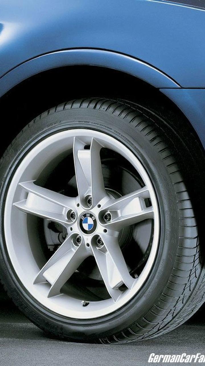 BMW X3 Leichtmetallrad 19' Sternspeiche 147