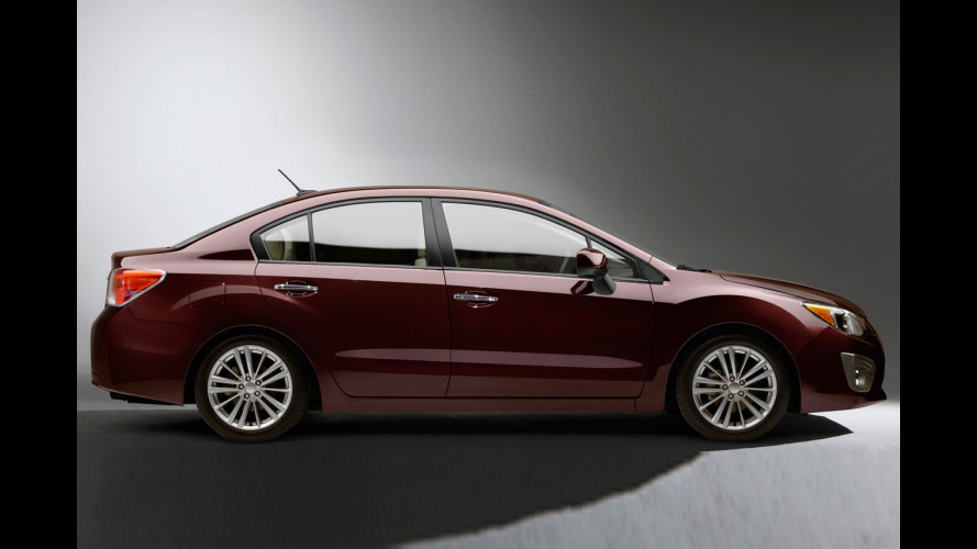 Nuova Subaru Impreza a New York