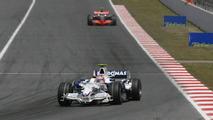 Raikkonen Wins Spanish GP