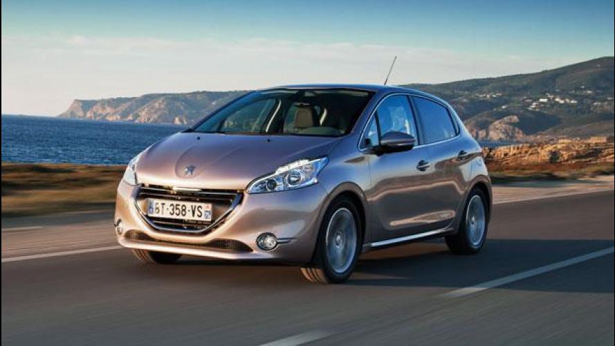 Peugeot 208 per i neopatentati