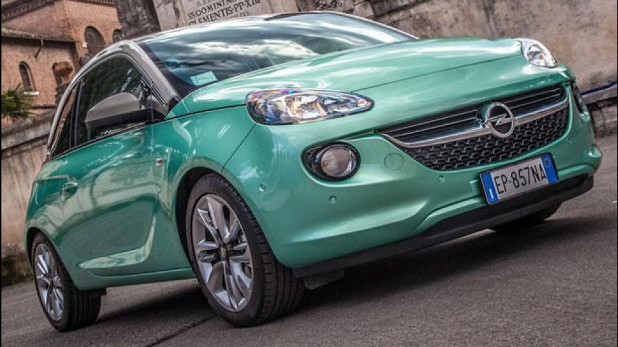 Opel Adam Jam 1.4 100 CV, briosa senza eccessi