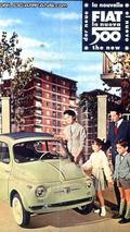 1957: Fiat 500