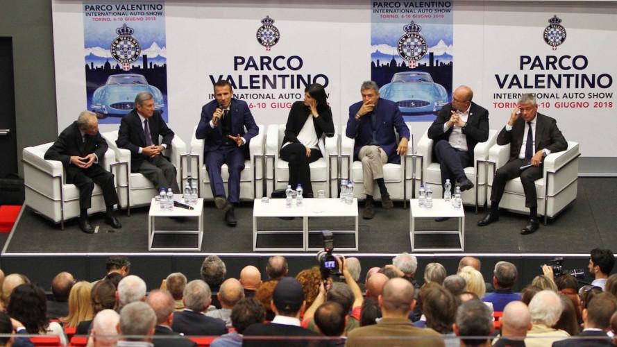 Parco Valentino, l'auto del futuro secondo 5 famosi designer