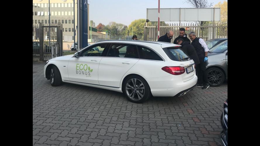 Mercedes Ecobonus, auto green ed efficienti per rinnovare il parco