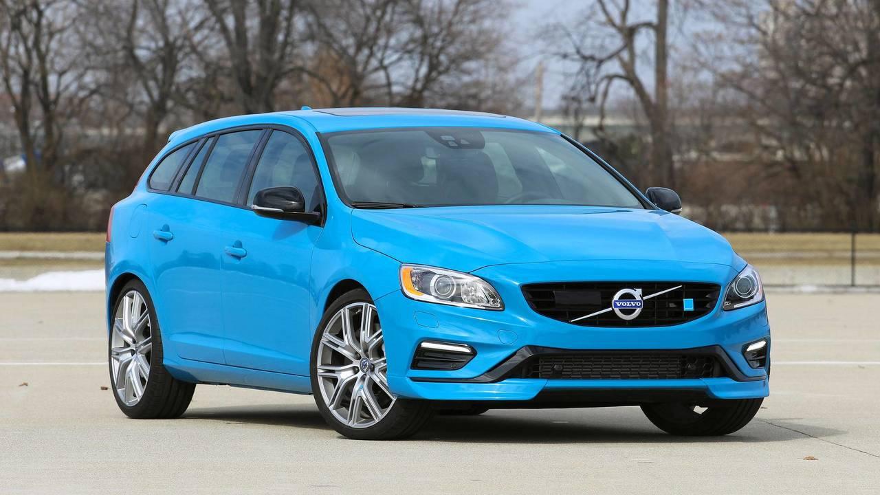 2. Volvo S60 / V60 Polestar - 367 ch, 470 Nm