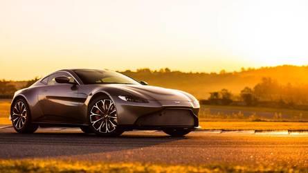 2018 Aston Martin Vantage Packs 503 HP In A Lighter, Sexier Body