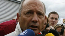 Has Ron Dennis been fired by Mercedes-Benz?