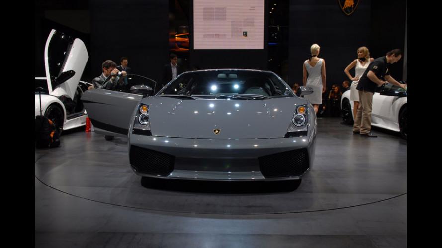Lamborghini al Salone di Ginevra 2007