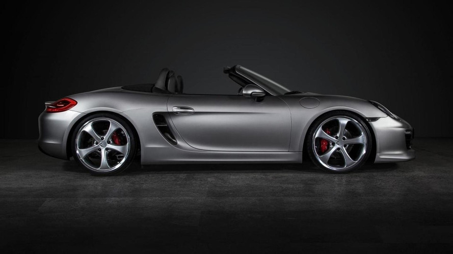 Porsche Boxster gets individualization program from Techart