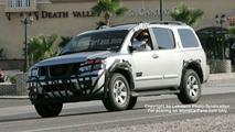 SPY PHOTOS: 2008 Nissan Armada Facelift