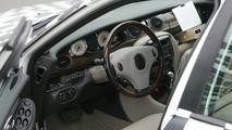 Chinese Rover 75 Spy Photos