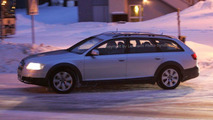 New Audi A6 Allroad Spy Photos