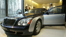 Maybach Center opened in Shanghai
