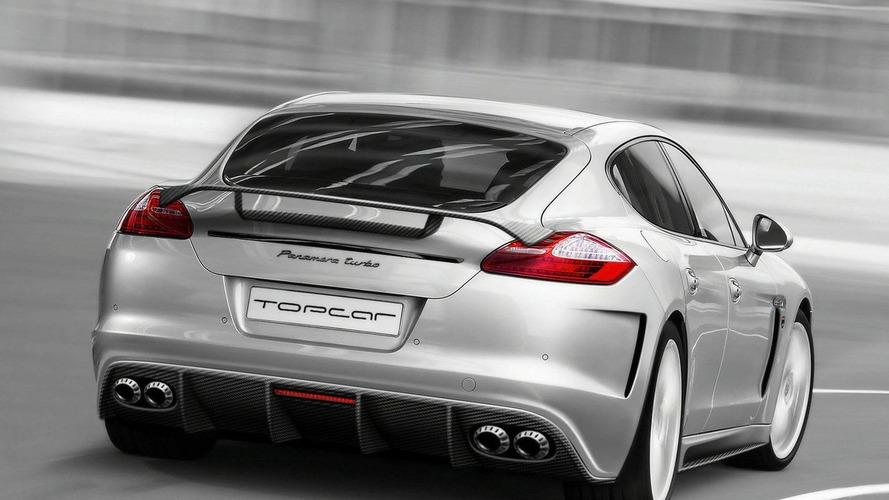 Porsche Panamera Stingray by Russia's TopCar