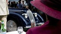 Coppa d'Oro Villa d'Este, Alfa Romeo 8C 2900B, 1938, Concorso d'Eléganza Villa d'Este 2009