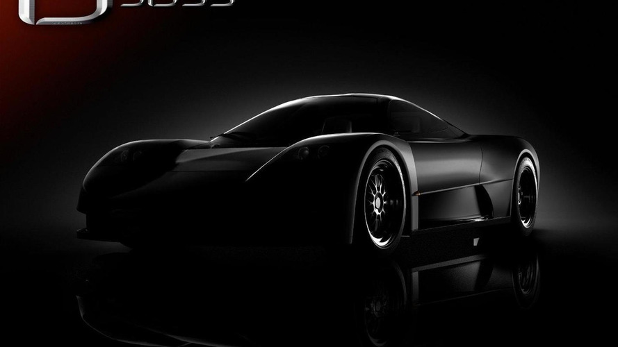 Joss JP1 supercar specs released
