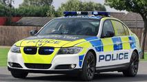 The Authorities Police BMW 330d Saloon Interceptor 27.10.2010