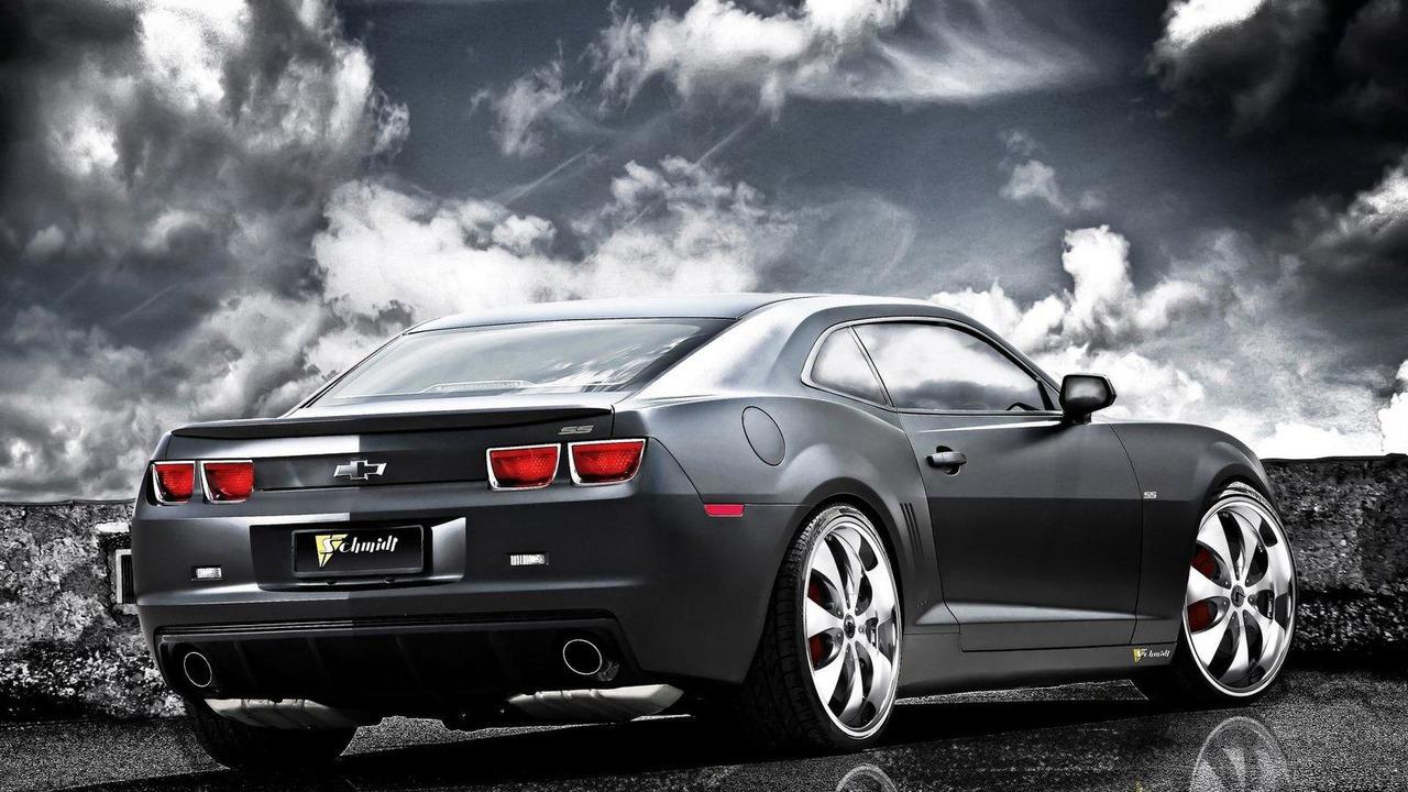 'Black Cat' Camaro SS by Speed Box 25.01.2011
