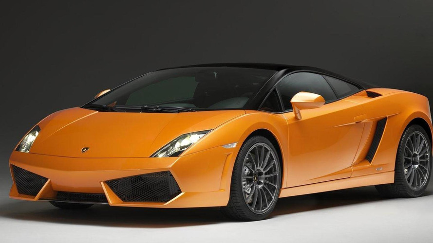 Lamborghini Gallardo LP 560-4 Bicolore revealed
