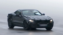 2012 Mercedes-Benz SLK-Class spy photo