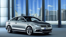 VW New Compact Coupe Concept Unveiled for Detroit Debut