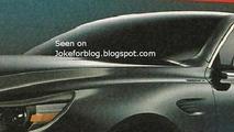 De Tomaso SLC leaked teaser images, 600, 02.12.2010
