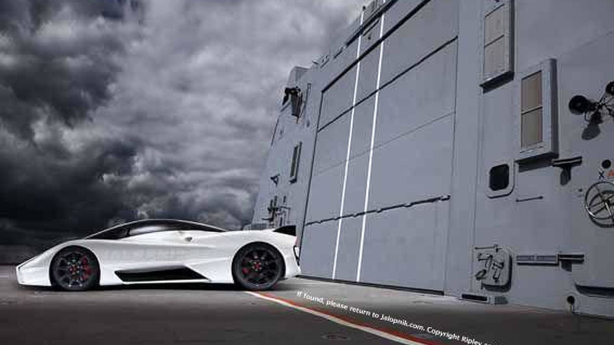 SSC Ultimate Aero II aiming for 275mph world record top speed