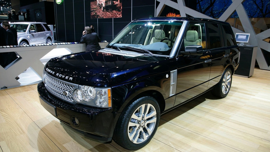 Land Rover Debuts Range Rover Westminster Limited Edition and MY2010 Freelander 2