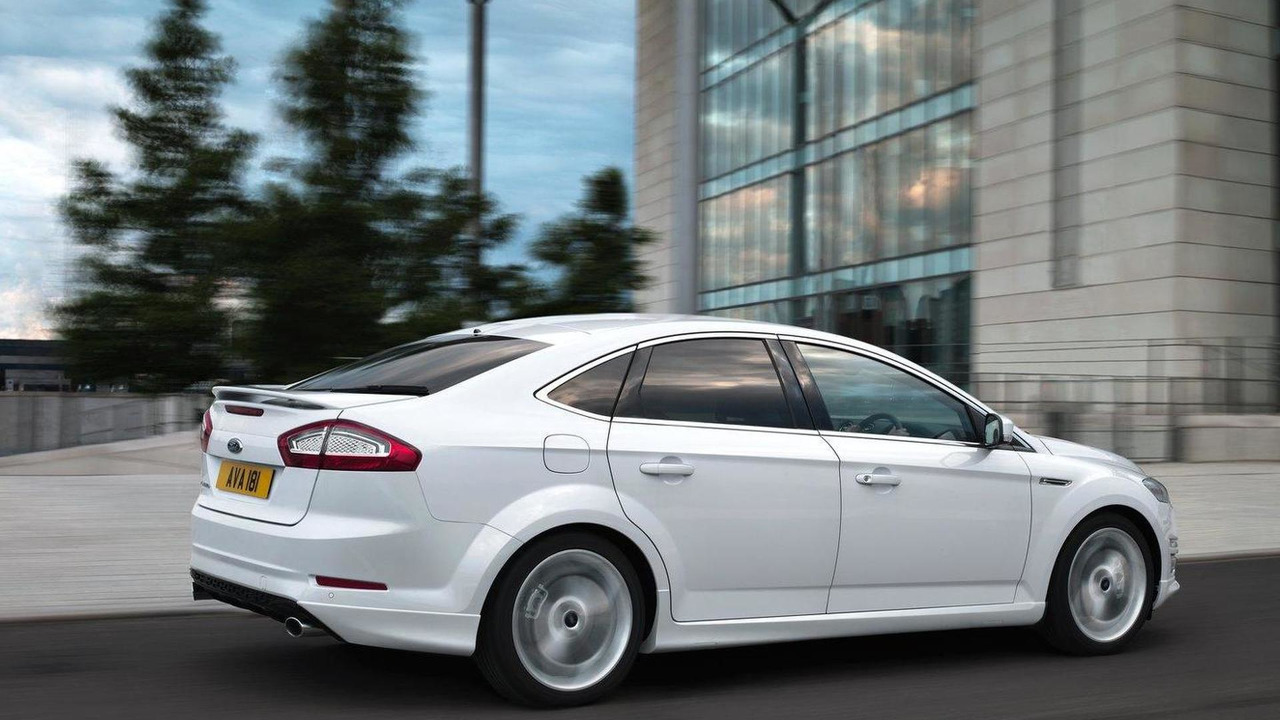 Ford Mondeo ECOnetic 29.09.2010