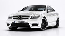 Outgoing Mercedes-Benz C63 AMG Coupe to live on until next spring