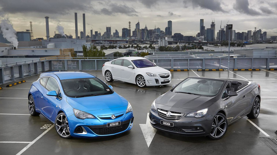Holden Special Vehicles could become irrelevant thanks to the new Astra VXR & Insignia VXR