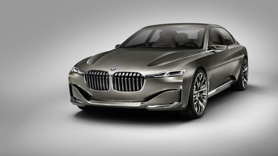2020 BMW 9 Series rumored to take on Maybach