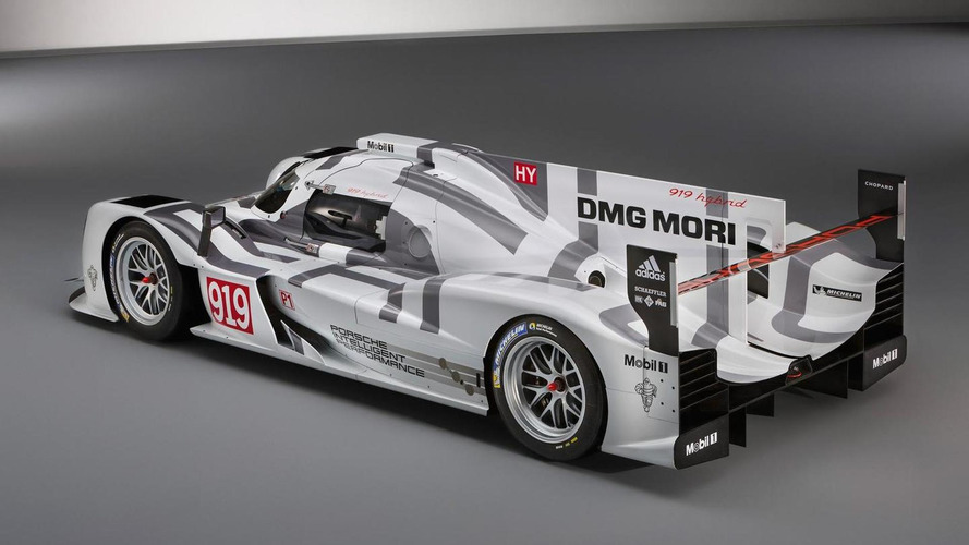 Porsche rules out F1 project