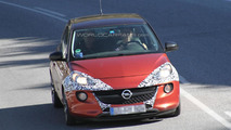 2014 Opel Adam 1.0-liter SIDI Turbo spy photo 15.08.2013