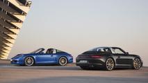 2014 Porsche 911 Targa