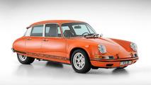 Porsche Citroen 911 DS by Brandpowder 07.11.2013