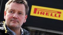 Paul Hembery (GBR) Pirelli Motorsport Director