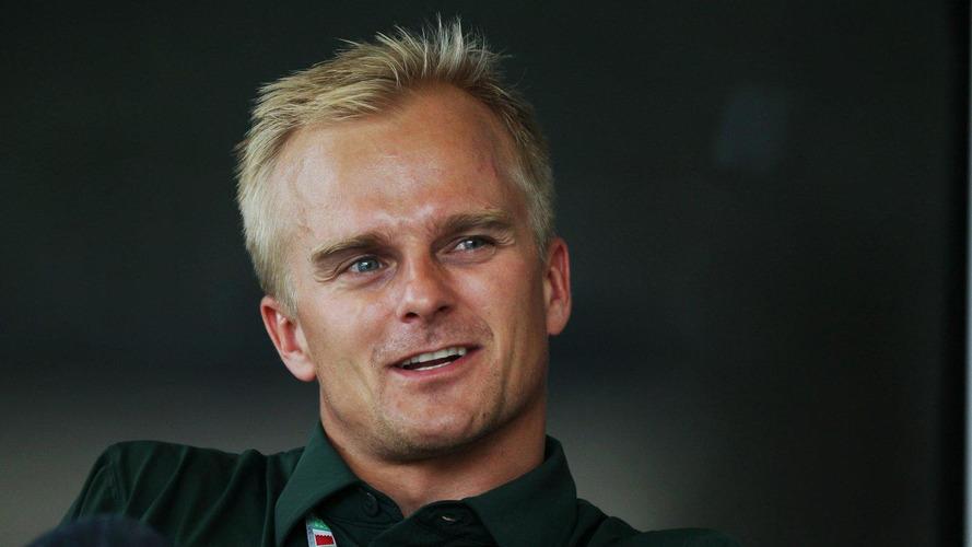 Kovalainen plays down van der Garde seat rumours